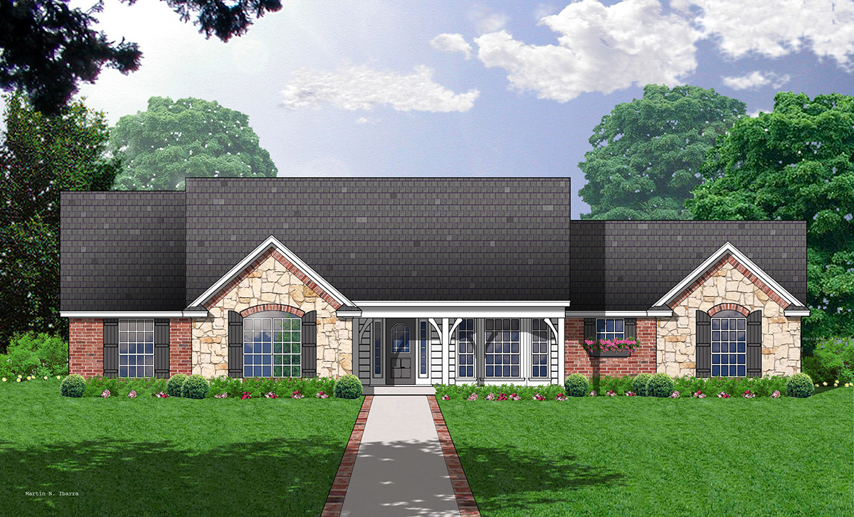 design house plans online appealing ranch home 74009rd architectural designs house plans 8309