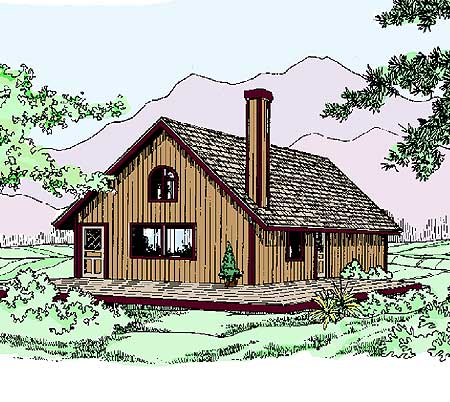 Classic vacation home plan 77302ld 1st floor master for Vacation home plans with loft