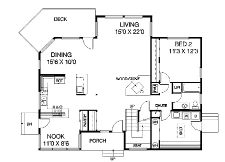 Floor Plans moreover Ethan And Grayson Dolan additionally Modern Small Barn House Plans besides How To Space Recessed Lights In A Kitchen Ehow as well Colonial Style Floor Plans Designs And Colors Modern Excellent With Colonial Style Floor Plans Design A Room. on 1 bedroom 2 bathroom contemporary house plans