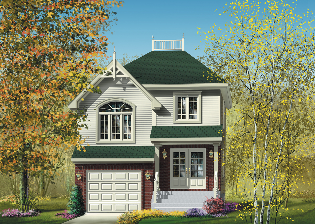 Traditional plan with virtual tour 80033pm for Virtual tour house plans