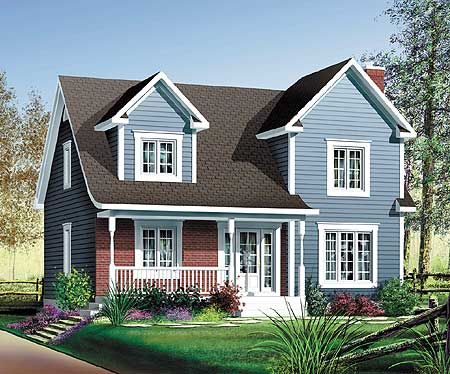 2 story cottage style house plans house design plans for 2 story cottage