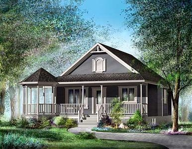 Charming Vacation Home Plan 80319pm Architectural