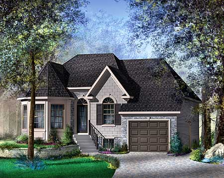 European style house plan 80334pm architectural Europe style house