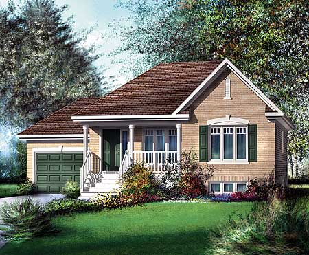 Architectural designs for Traditional bungalow designs