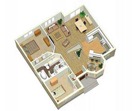 Bungalow With Turret Nook 80366pm 1st Floor Master