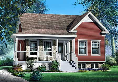 Country house plan 80400pm 1st floor master suite cad for Canadian country house plans