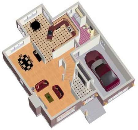 - 80413PM floor plan - Main Level