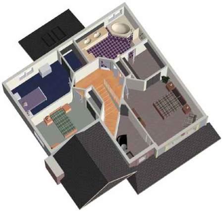- 80413PM floor plan - 2nd Floor