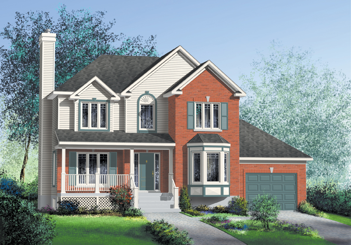 elegant 2 story home plan 80419pm architectural designs elegant 2 story home plan 80419pm 01