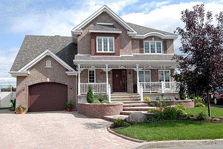 traditional house plans two story house design plans