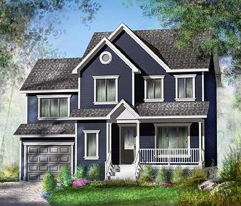 Spacious country home plan 80517pm 2nd floor master for Canadian country house plans