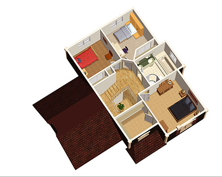 Architectural designs for 2nd floor house design