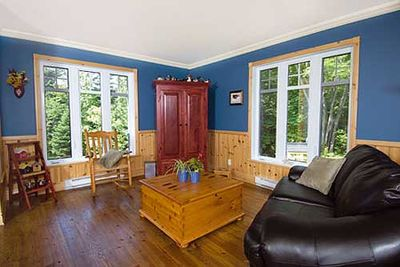 Simple One Bedroom Cottage - 80555PM | Architectural ...