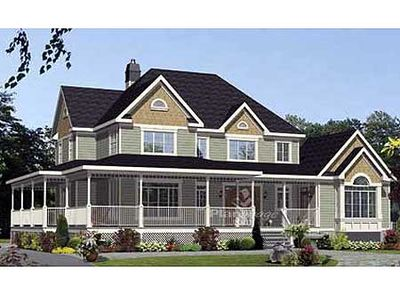 Prestigious multigenerational home plan 80672pm for Multigenerational home designs