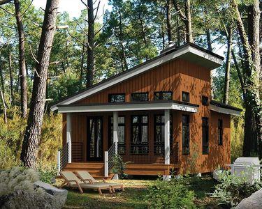 Vacation Getaway Cottage - 80674PM thumb - 01