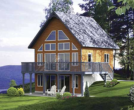 Architectural designs for House with lots of windows