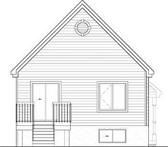 Victorian Cottage Home Plan - 80707PM thumb - 02