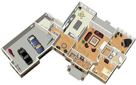 Your Own Wine Cellar - 80725PM | Architectural Designs - House Plans