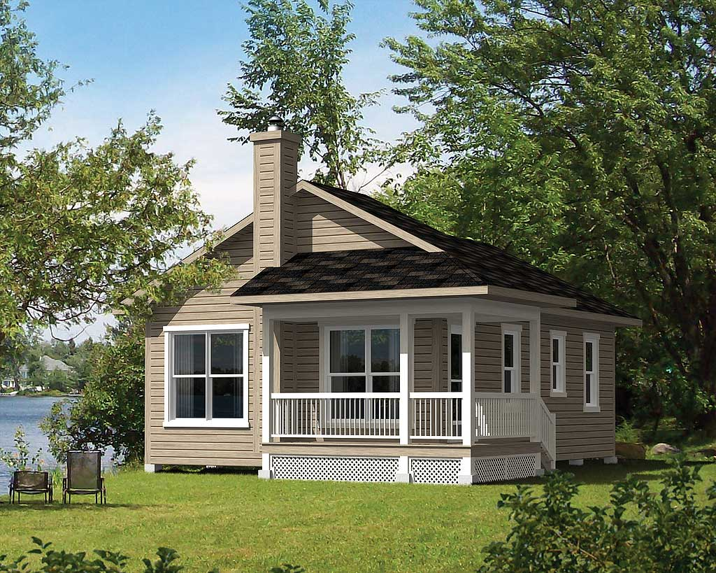 Cottage for narrow lot 80736pm architectural designs for Cottage house plans for narrow lots