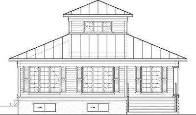 Cupola Retreat 80746pm Architectural Designs House Plans