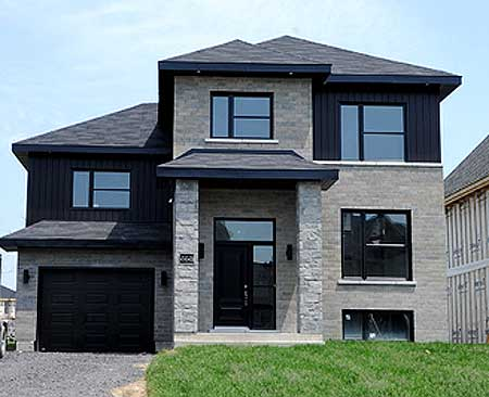 3 bed euro contemporary home plan 80753pm for European modern house plans