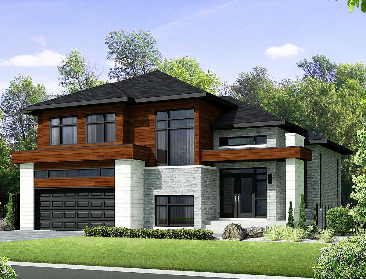 80851pm 1469637990 1479213476 - 41+ Two Story Modern Small House Design Pictures