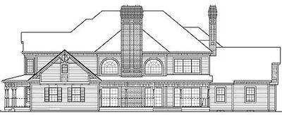 Magnificent Victorian Estate Home Plan - 81117W thumb - 03