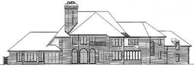 Castle Like Facade 81126w Architectural Designs