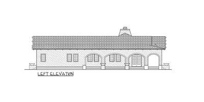 Open Courtyard Dream Home Plan - 81384W thumb - 04