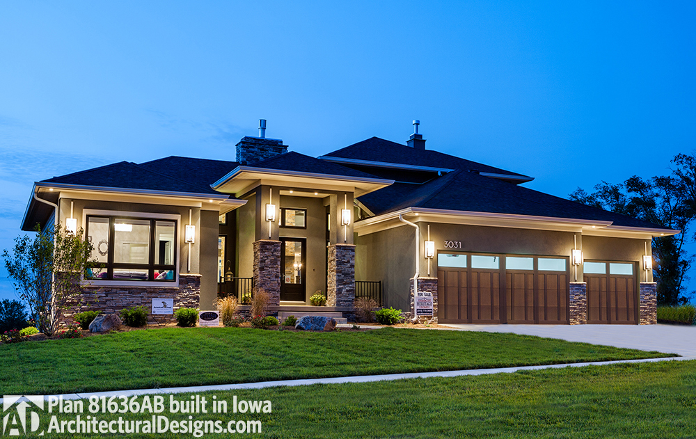 House Plan 81636AB Comes To Life In Iowa - photo 001