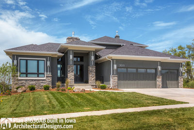 House Plan 81636AB Comes To Life In Iowa - photo 003