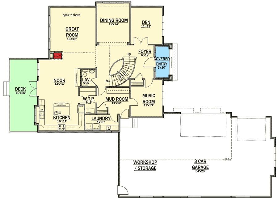 Stunning entry foyer 81639ab 2nd floor master suite for Floor finance definition