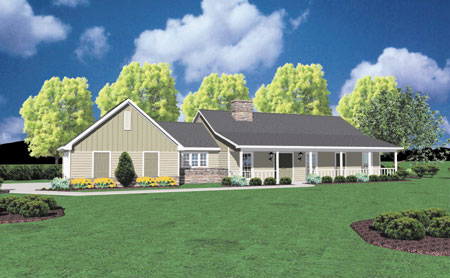 8239JH_e Ranch House With Breezeway And Garage Plans on building breezeway between house garage, house with breezeway attached garage, tower house plans with garage, house with breezeway to garage,