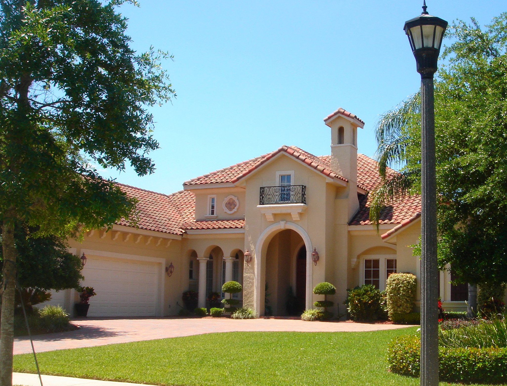 Exciting mediterranean house plan with bonus room for Architectural designs com