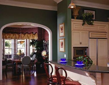 Southern Colonial with Two-Story Balcony - 83382CL thumb - 14
