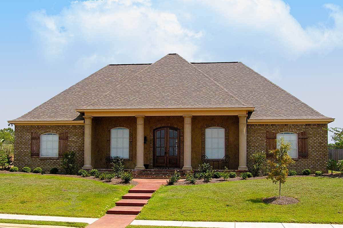southern style floor plans southern style 83805jw architectural designs house plans 8533