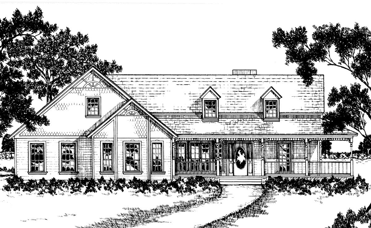 Victorian influence 8409jh architectural designs for Victorian era house plans
