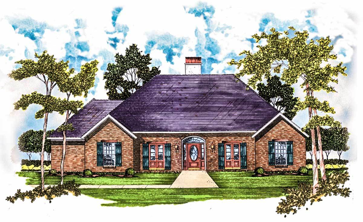 Signature home plans southern comfort 28 images southern comfort 8415jh architectural Home design and comfort