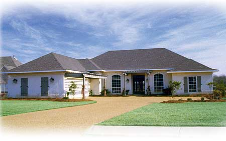 Award winning design 8418jh 1st floor master suite for Award winning ranch house plans