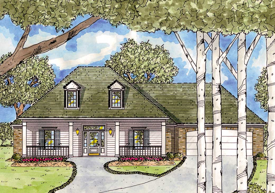 Handicapped Accessible 8423jh Architectural Designs