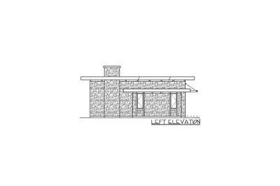 Contemporary Getaway Home Plan - 85021MS thumb - 05