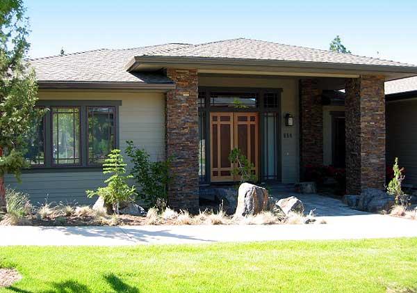 Prairie Style Ranch Home Plan 85039ms Northwest