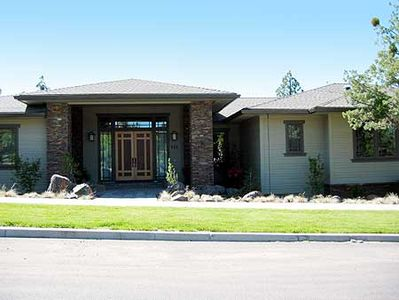 Prairie Style Ranch Home Plan 85039ms Architectural