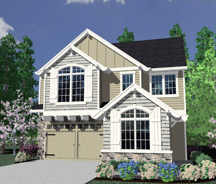 Charming northwestern house plan 85070ms architectural for Charming house plans