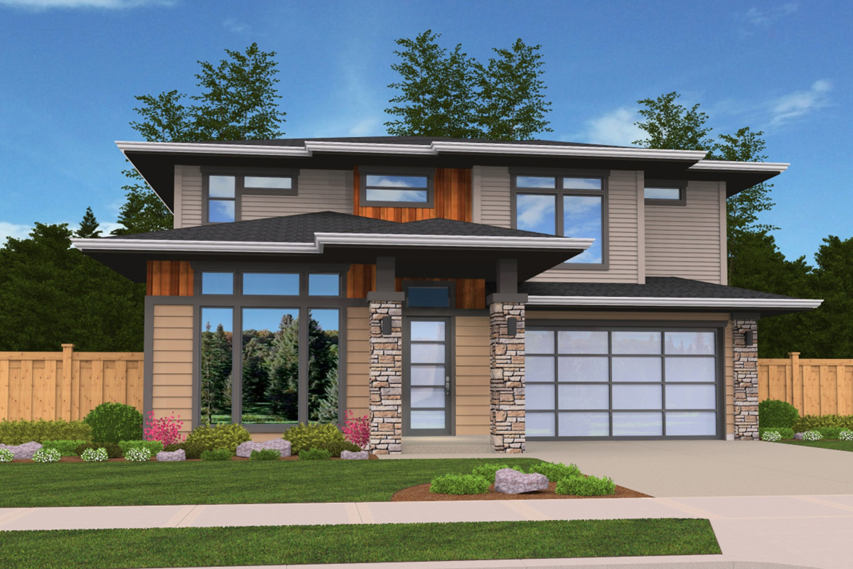 85098ms 1479210896 - 43+ House Plans Two Story Great Room  Background