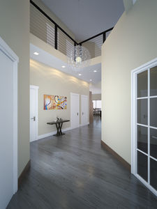 Angled Entry 5 Bed Modern House Plan - 85123MS thumb - 08