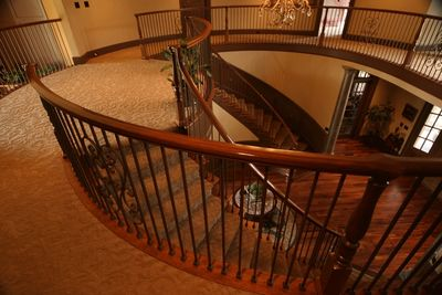 Double Curved Grand Stairway - 8586MS thumb - 05