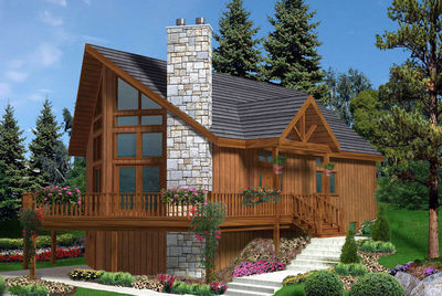 A Chalet for Today - 8600MW thumb - 01