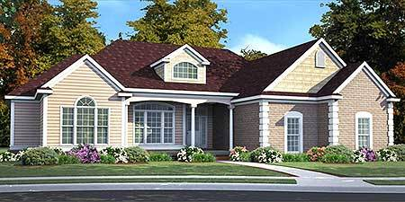 one story house plans with basement one story living with walkout basement 86200hh architectural designs house plans 9675