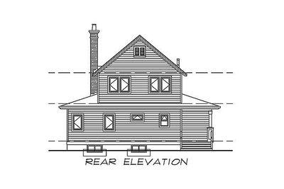 An Appealing House Plan - 88274SH thumb - 02